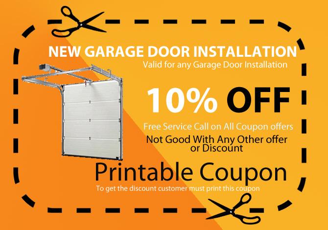 new garage door replace