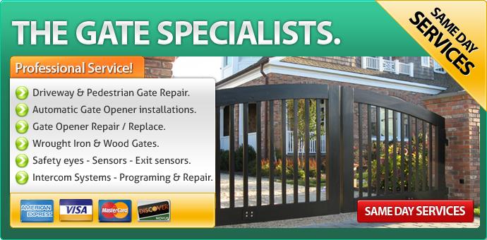Gate Repair San Juan Capistrano CA